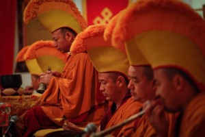 Drepung Monks