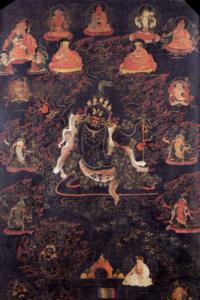 Black Hayagriva Poster