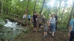 Rime Sangha Social - Hiking at Parkville Nature Sanctuary