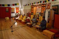 Saga Dawa Sutra Resounding - Dharma Group Leaders Reading Sutras