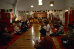 Saga Dawa Sutra Resounding - Reading Sutras