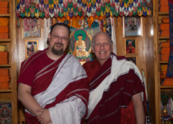 Lama Chuck Farewell Event