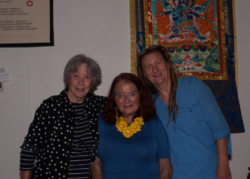Mary, Teri, and Gabi